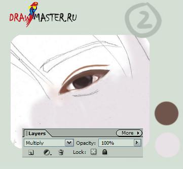 Как научиться рисовать аниме, мангу в стиле Реализм.