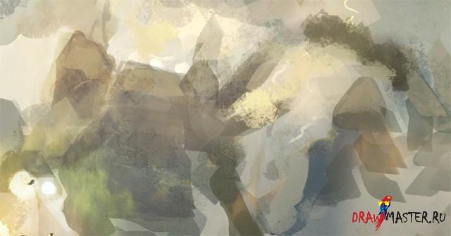 Как нарисовать картину «Навстречу Будущему»