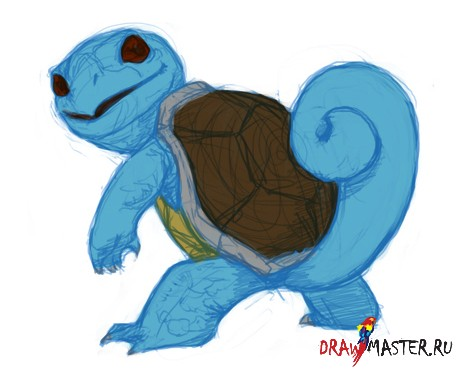 ��� ���������� �������� ������� (Squirtle)