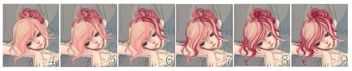Рисуем Девушку-ангела в стиле Манга