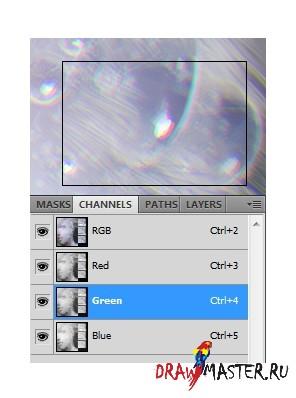 Как создать 3D эффект / эффект Рефракции (Преломления света)