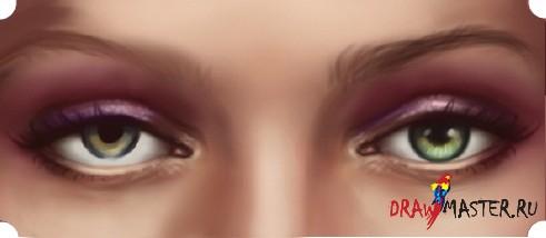 Как нарисовать реалистичный Портрет девушки
