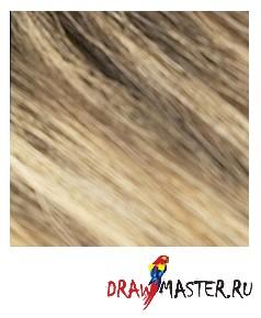 Как нарисовать реалистичные Волосы