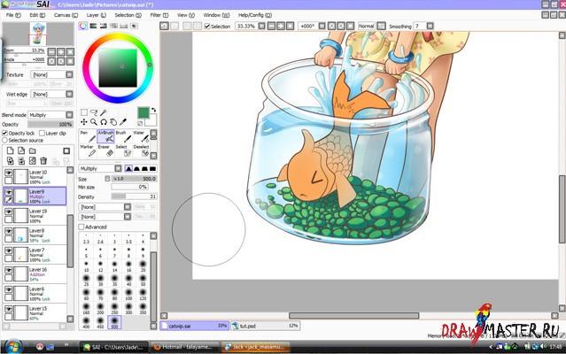 Как нарисовать няшную Чиби