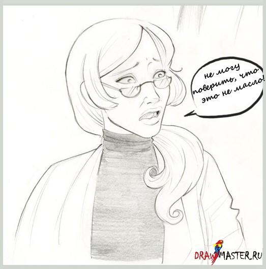 Как рисовался комикс «Охотники на Зомби»