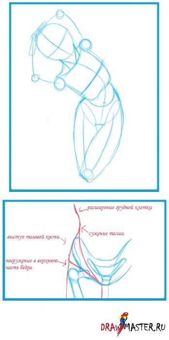 Урок по созданию эскиза