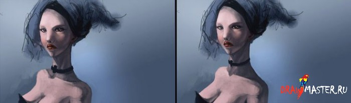 Портрет Нэви