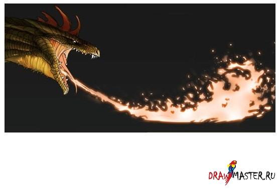 Рисуем Огонь, Воду, Камни