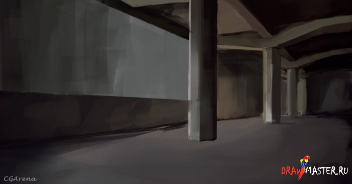 Как нарисовать картину «На что они Уставились?»