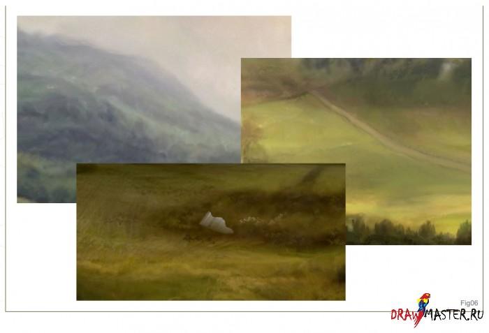 Как нарисовать картину «На мели»
