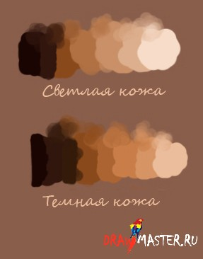 Урок по Цвету и Тону кожи