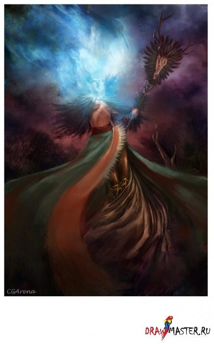 Создание Колдуньи