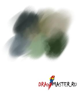 Рисуем Локи в Painter XI