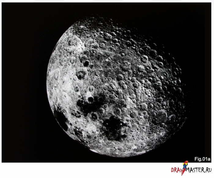 Как рисовать Космос (Часть 2) - Необитаемые планеты