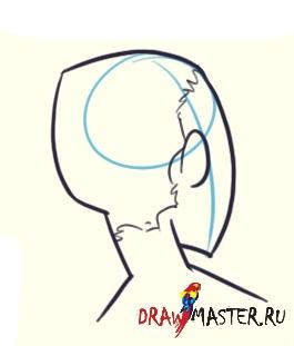 Урок по рисованию Лица в стиле Комикс