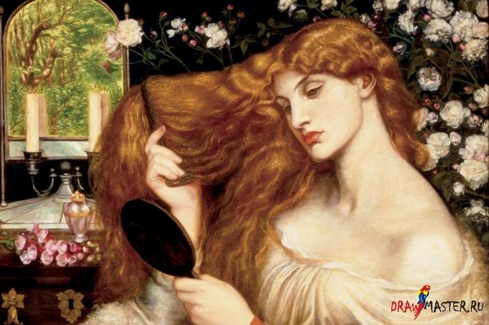 Советы по рисованию Волос