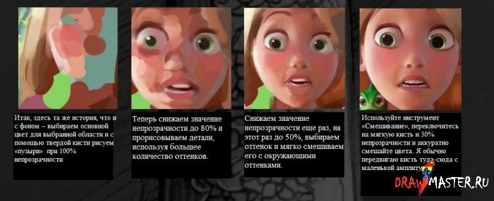 Большой урок цифрового рисования в GIMP