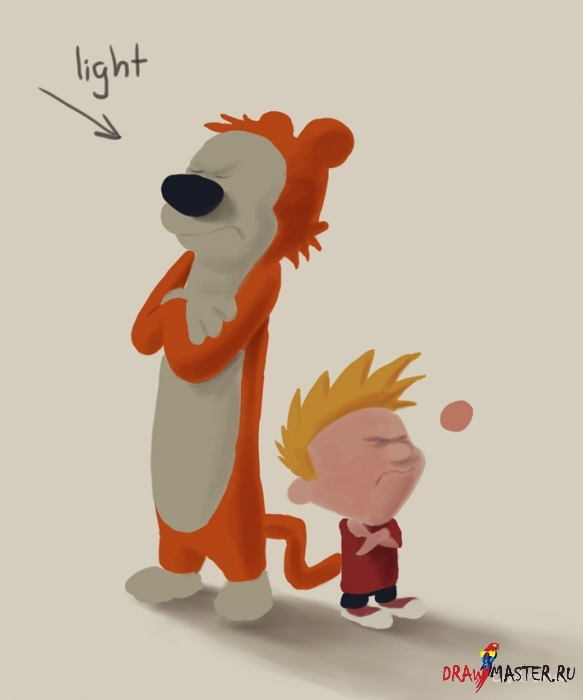 ��� ���������� ���������� ������� �������� � ����� (Calvin & Hobbes)