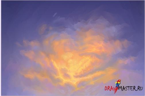 Как нарисовать «Невесомость»