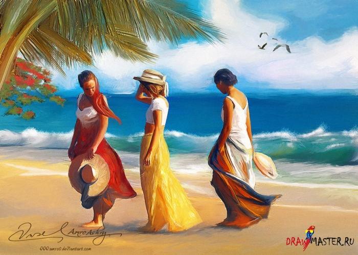 Вдохновение: художник Amro Ashry