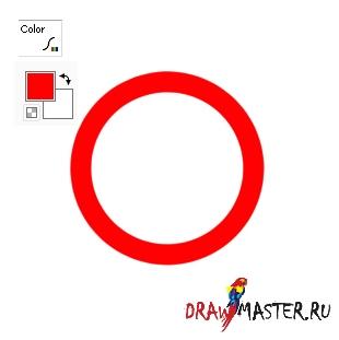 Как нарисовать идеальный Круг в SAI