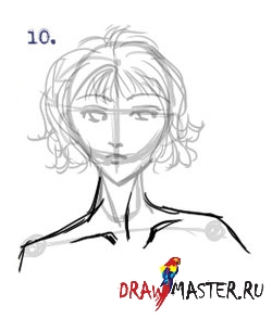 Как рисовать Женщин