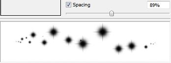 Как создать Звездную кисть