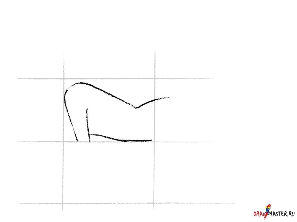 Як намалювати Дівчину-кішку - уроки малювання