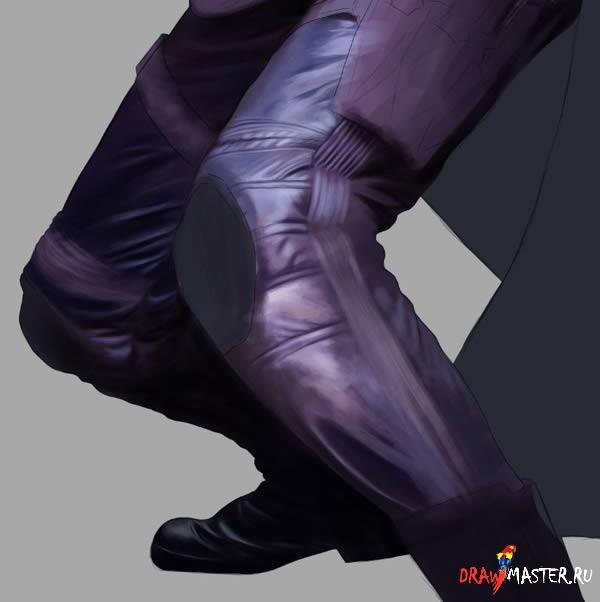 Фан-арт к фильму «Пипец» (Kick-Ass)