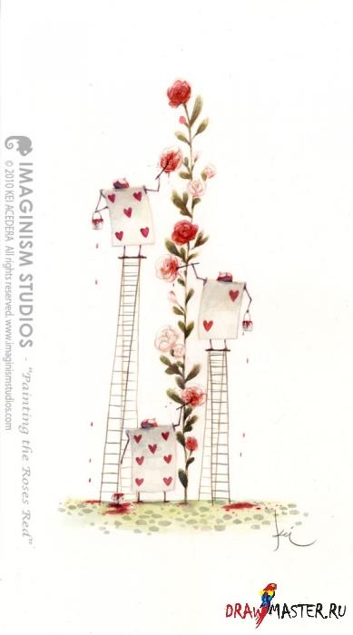 Вдохновение: Imaginism Studios (художники Bobby Chiu и Kei Acedera)