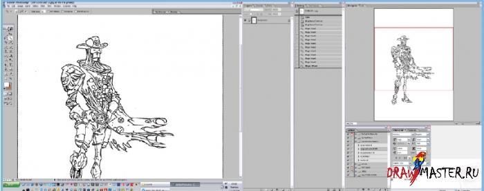 Как нарисовать «Маршала» в мультяшном стиле
