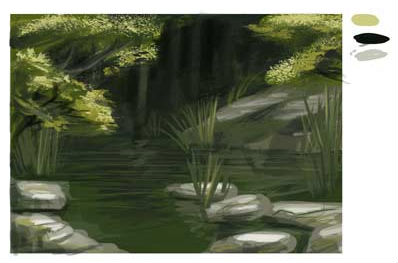 Картинки природа для начинающих