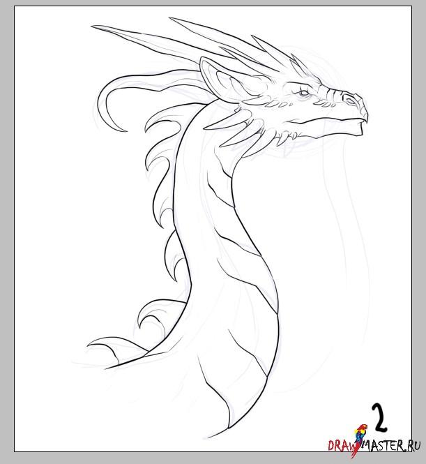 Как нарисовать акриловыми красками на бумаге