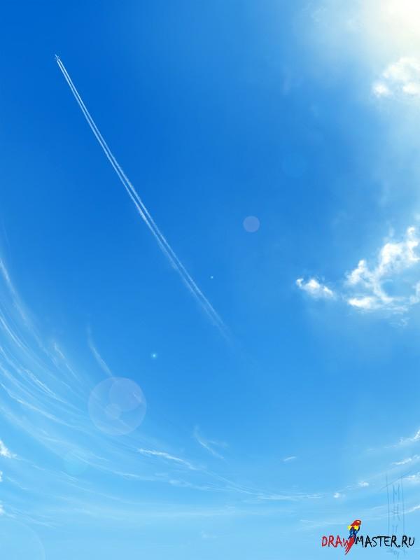 Фото облаков в небе
