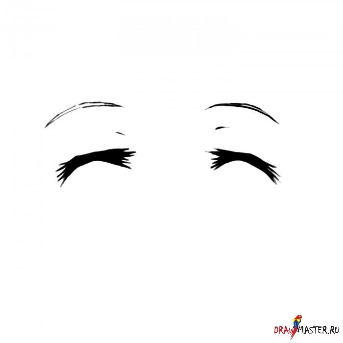 Как на�и�ова�� � зак����е глаза