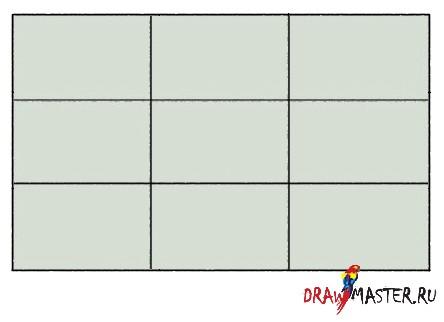 Как сделать в инстаграмме поделенное на квадраты