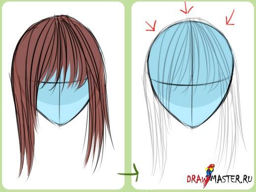 Если волосы тонкие или объема у них