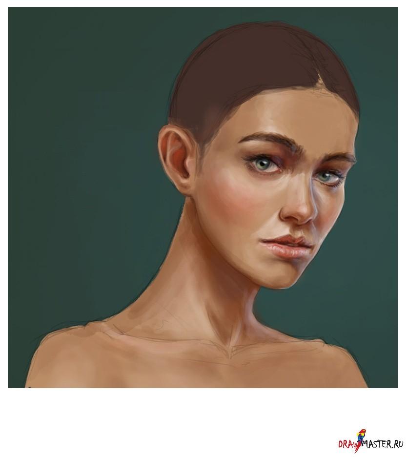 как научиться красиво рисовать людей: