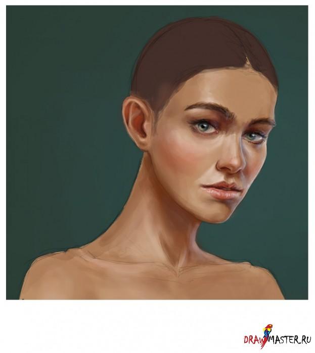 рисование в фотошопе онлайн