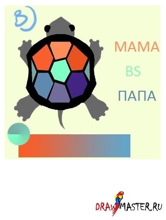 Как составить Цветовую схему