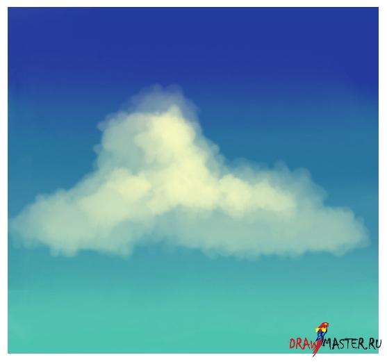 Прорабатываем остальные зоны облака