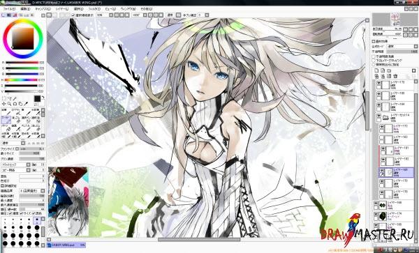 В какой программе можно рисовать свое аниме